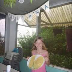 Ellie's 10th birthday!  I can't believe she's ten, wow time flies!